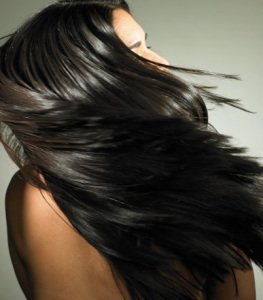 How to get shiny frizz free hair naturally!