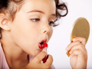 Toxic Free Makeup for Little Girls