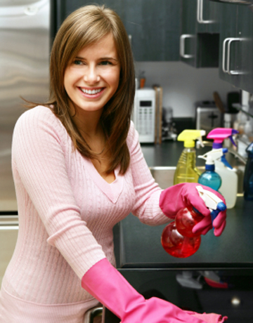 Home-made Natural cleaning products!