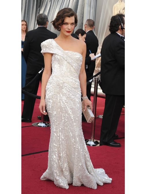 Oscar 2012 Red Carpet Best Dressed