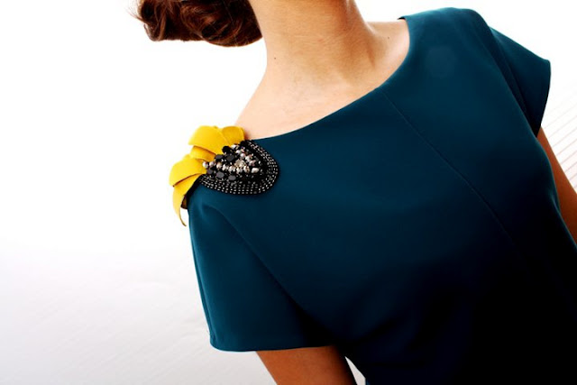 Shoulder Accessory- A New Statement Add ON!
