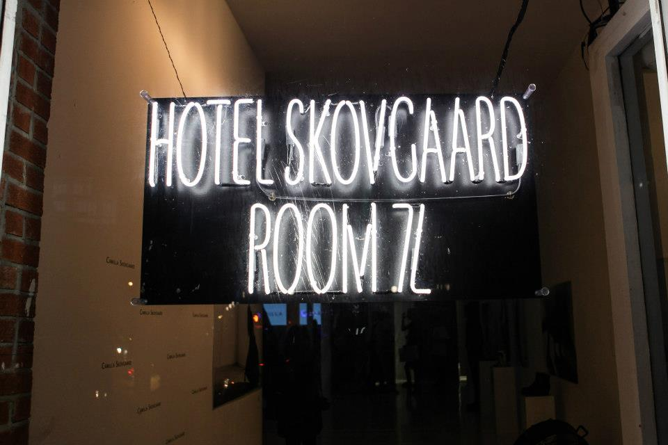 Dare to Step inside Hotel Skovgaard Room 77..