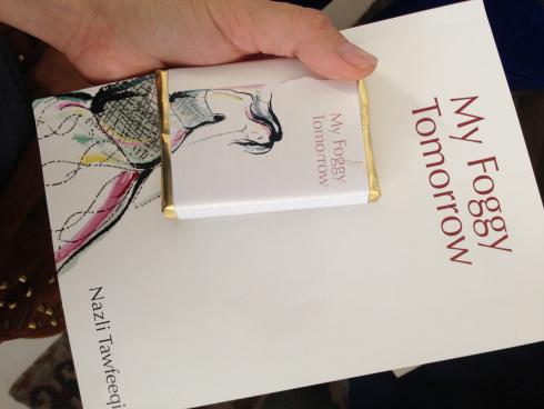 Bahrain Book Launch: My Foggy Tomorrow by Nazli Tawfeeqi