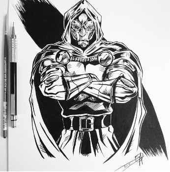Dubai: Comic Book Art and Inks Workshop You Don't Want to Miss!