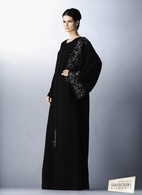 Have you heard of the awesome collaboration between Persil Abaya & Swarovski Elements? Don't Miss Out!