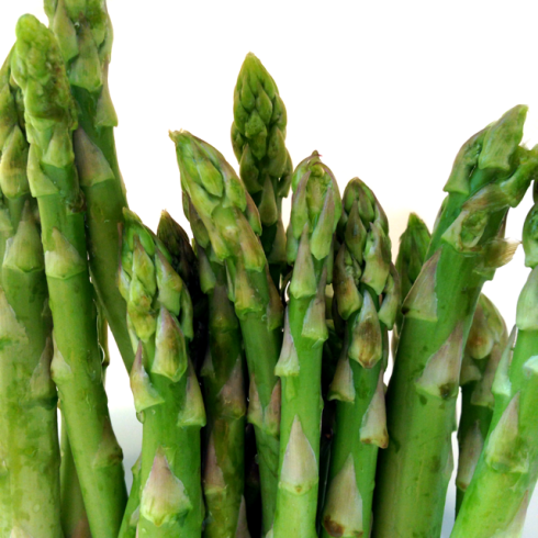 The Super Asparagus by Widzzy