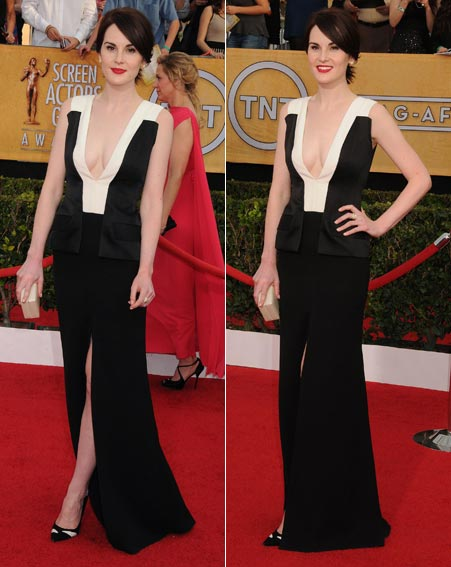 My SAG Awards 2014 Red Carpet Picks!
