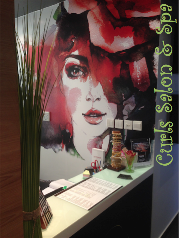 Bahrain: Curls Salon & Spa Event