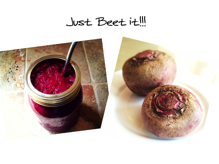 Just beet it!! by Widzzy