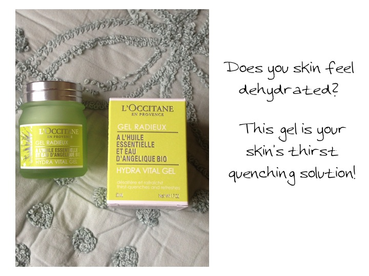 Beauty review: L'Occitane Angelica Ultra Hydra Gel