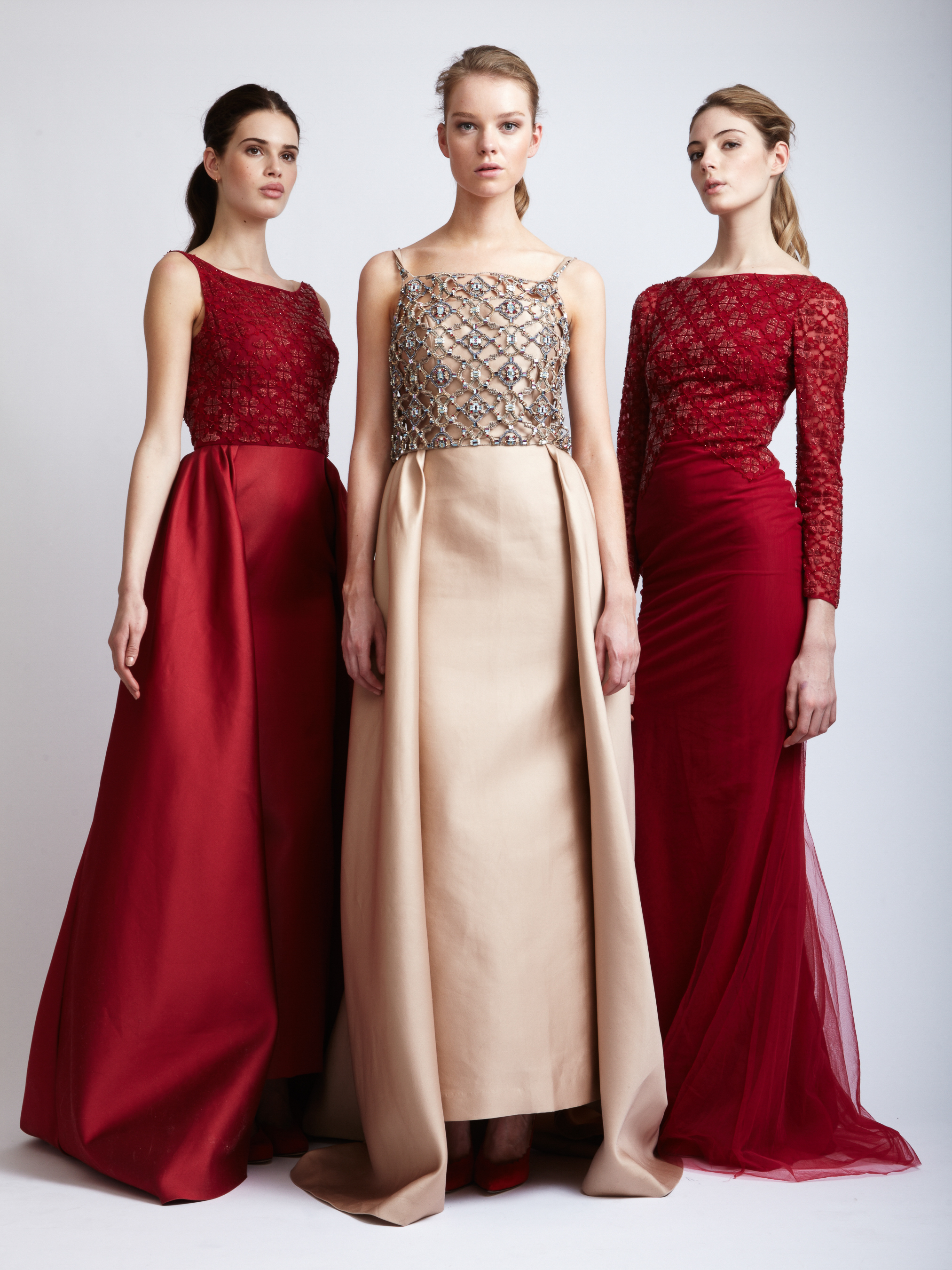 Toujouri A/W14 Collection embraces Palestinian traditional cross stitching