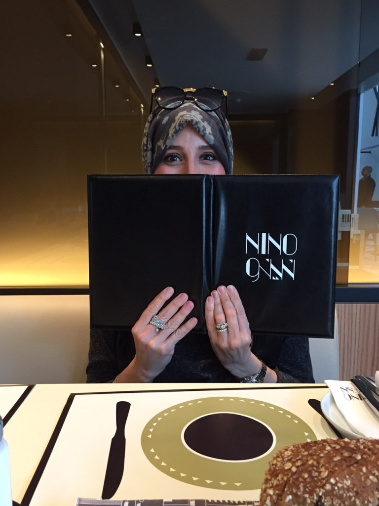 Lunch Date at Nino's Riffa, Bahrain